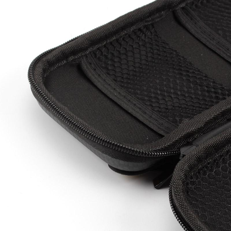 Boîte e-cigarette ego avec pochettes à l'intérieur