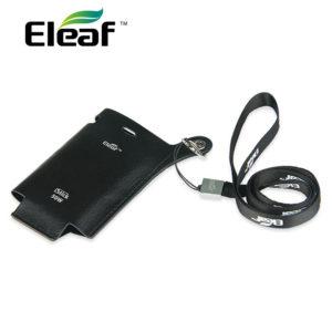 Étui iStick Eleaf50W en cuir avec lanière