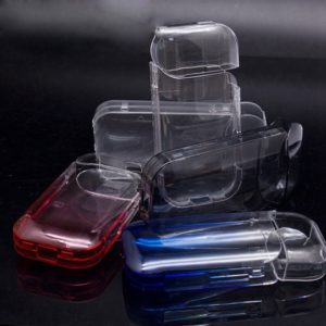 Étui transparent pour cigarette électronique iQOS