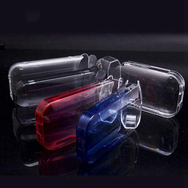 Étuis transparents pour e-cigarette iQOS