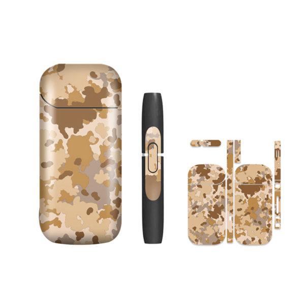 Stickers style militaire (camouflage moderne) e-cigarette iQOS